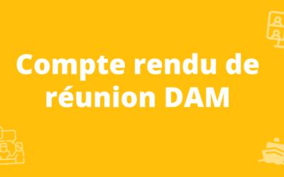 Réunion du 2 février 2021
