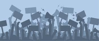 Les agent-es des services d'Inspection (DDPP)* de l'abattoir de Kermené (22) en grève